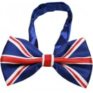 Big Dog Bow Tie British Flag | PrestigeProductsEast.com