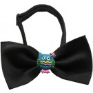 Blue Owls Chipper Pet Bow Tie | PrestigeProductsEast.com