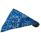Blue Western Bandana Pet Collar | PrestigeProductsEast.com
