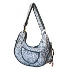 Boho Grey Puppy Pouch Pet Sling | PrestigeProductsEast.com