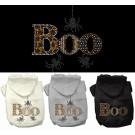 Boo Rhinestone Hoodies | PrestigeProductsEast.com