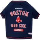 Boston Red Sox Baseball Pet Shirt | PrestigeProductsEast.com