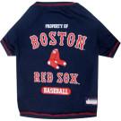 Boston Red Sox Baseball Pet Shirt | PrestigeProductsEast.com