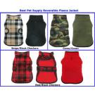 Reversible Fleece Jackets   PrestigeProductsEast.com