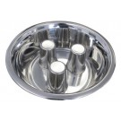 Brake-Fast Stainless Steel Standard Slow Down Bowl | PrestigeProductsEast.com