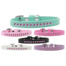 Bright Pink Crystal Puppy Collar | PrestigeProductsEast.com