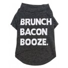 Brunch Bacon Booze Pet T-Shirt | PrestigeProductsEast.com
