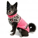 Bubblegum Fairisle Dog Sweater | PrestigeProductsEast.com