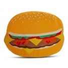 Burger PrideBite Dog Toy | PrestigeProductsEast.com