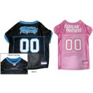Carolina Panthers Pet Jersey | PrestigeProductsEast.com