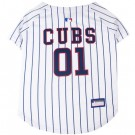 Chicago Cubs Baseball MLB Pet Jersey | PrestigeProductsEast.com