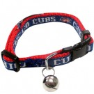 Chicago Cubs Cat Collar | PrestigeProductsEast.com