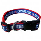 Chicago Cubs Dog Collar and Leash | PrestigeProductsEast.com