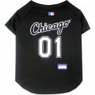 Chicago White Sox Baseball MLB Pet Jersey | PrestigeProductsEast.com