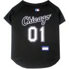 Chicago White Sox Baseball MLB Pet Jersey | PrestigeProductsEast.com