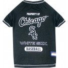 Chicago White Sox Baseball Pet Shirt | PrestigeProductsEast.com