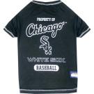 Chicago White Sox Baseball Pet Shirt | PrestigeProductsEast.com