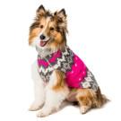 Hot Pink Ski Wool Dog Sweater | PrestigeProductsEast.com