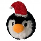 Christmas EZ Squeaky Penguin Ball   PrestigeProductsEast.com