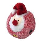Christmas EZ Squeaky Santa Ball - 4 inch | PrestigeProductsEast.com