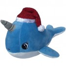 Christmas Narwhal 13 inch | PrestigeProductsEast.com