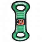 Cincinnati Bengals Field Tug Toy | PrestigeProductsEast.com