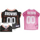 Cleveland Browns Pet Jersey | PrestigeProductsEast.com