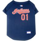 Cleveland Indians Baseball MLB Pet Jersey | PrestigeProductsEast.com