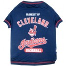 Cleveland Indians Baseball Pet Shirt | PrestigeProductsEast.com