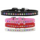Confetti Puppy Collar - One Row | PrestigeProductsEast.com