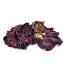Cuddle Blanket - Purple Cheetah | PrestigeProductsEast.com