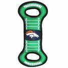 Denver Broncos Field Tug Toy   PrestigeProductsEast.com