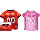 Denver Broncos Pet Jersey | PrestigeProductsEast.com