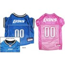 Detroit Lions Pet Jersey | PrestigeProductsEast.com