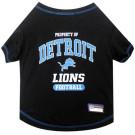 Detroit Lions Pet Shirt | PrestigeProductsEast.com