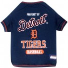 Detroit Tigers Baseball Pet Shirt | PrestigeProductsEast.com