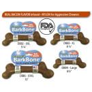 DINOSAUR BACON BarkBone Dog Chew Toy | PrestigeProductsEast.com