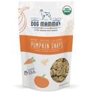 Dog Mamma's Organic Pumpkin Snaps