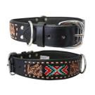 El Paso Leather Dog Collar | PrestigeProductsEast.com