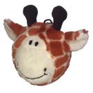 EZ Squeaky Giraffe Ball 4 inch | PrestigeProductsEast.com