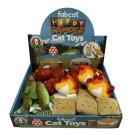 fabcat Happy Camper PDQ | Cat Toys | PrestigeProductsEast.com