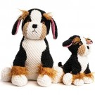 fabdog Floppy Tri Colored Dog Toy | PrestigeProductsEast.com