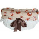 Foxy Reversible Snuggle Bugs Pet Bed | PrestigeProductsEast.com
