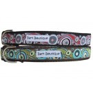 Galaxy Swirls - Nylon Collars