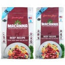 Grandma Lucy's Macanna Beef Recipe Freeze-Dried Grain-Free Dog Food | PrestigeProductsEast.com