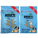 Grandma Lucy's Pureformance Grain-Free Fish Recipe Freeze-Dried Dog Food | PrestigeProductsEast.com