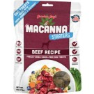 Grandma Lucy's Macanna Starters Beef Recipe Freeze-Dried Grain-Free Dog Treats | PrestigeProductsEast.com