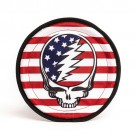 Grateful Dead SYF Flag Frisbee Dog Toy | fabdog®, Inc | PrestigeProductsEast.com