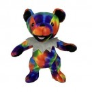 Grateful Dead Tie Dye Dancing Bear Dog Toy | PrestigeProductsEast.com