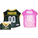 Green Bay Packers Pet Jersey | PrestigeProductsEast.com
